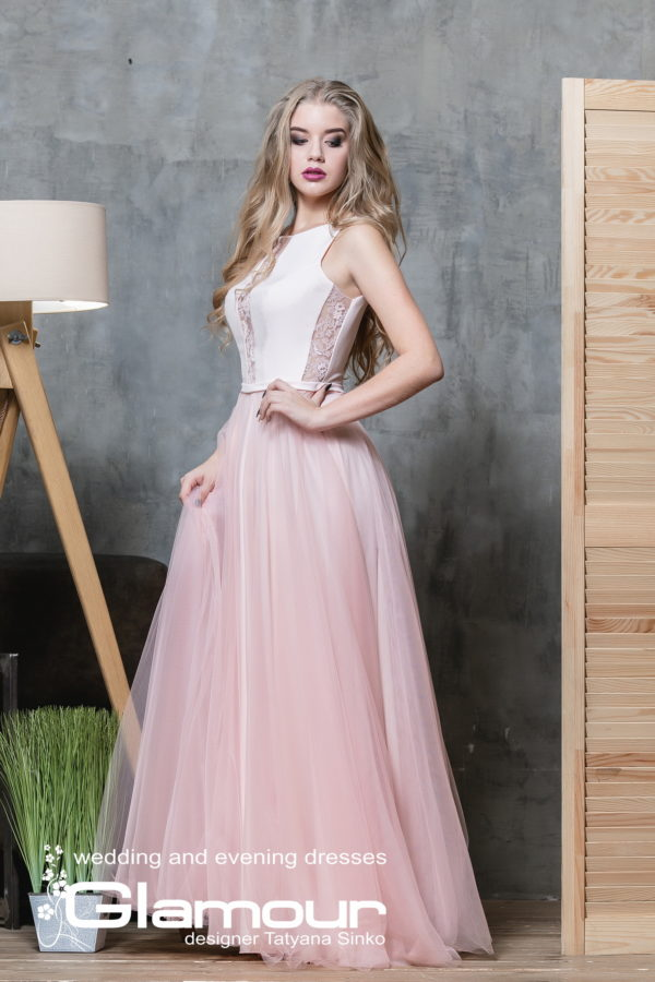 ALAIN ПСД-32-2 bridesmaid dress TATYANA SINKO