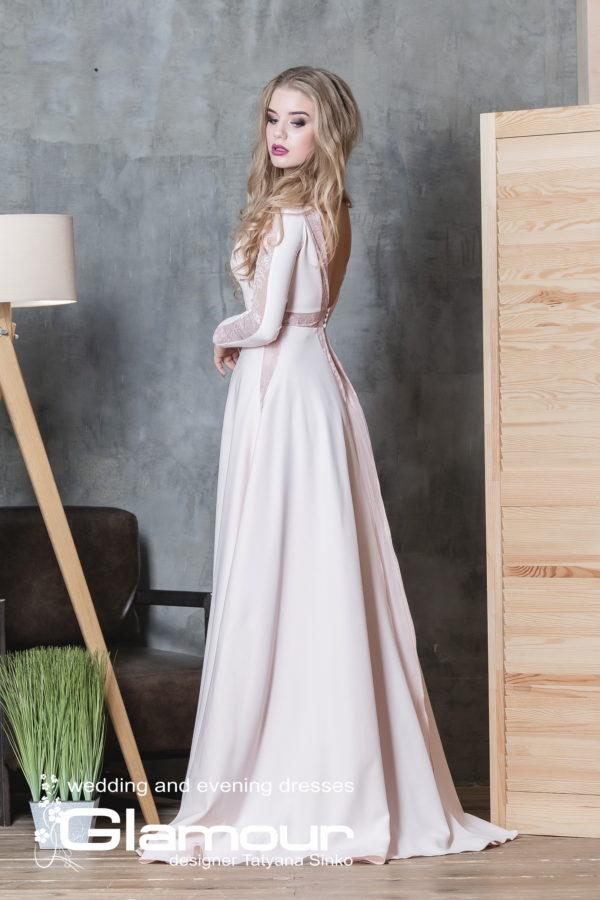 JERSEY ПСД-10-3evening dresses, wedding dresses