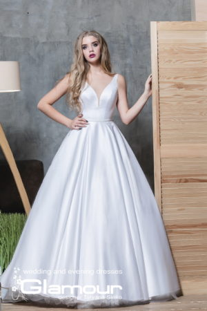 ANGEL ПСД-53-2 boho wedding dress SINKO