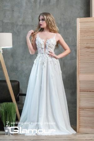 SAKURA ПСД-96-3 boho wedding dress SINKO