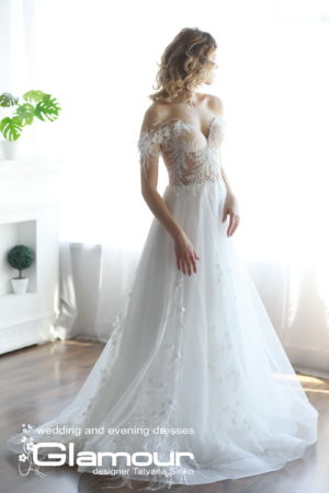 BIRD WDl-130le wedding dress SINKO
