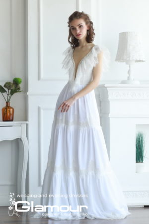 свадебное платье в стиле бохо, BOHO CHIC wholesale dresses SINKO DESIGNER, BOHO CHIC A-line dress SINKO DESIGNER