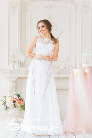 lace wedding dress, свадебное платье с кружевными вставками, свадебное платье кружевное SINKO-bridal dresses, SINKO-bridasleeveless wedding dress, lace wedding dress, BUTTERFLY wedding dress Sinko designer, lace wedding dress SINKO SV-GLAMOUR